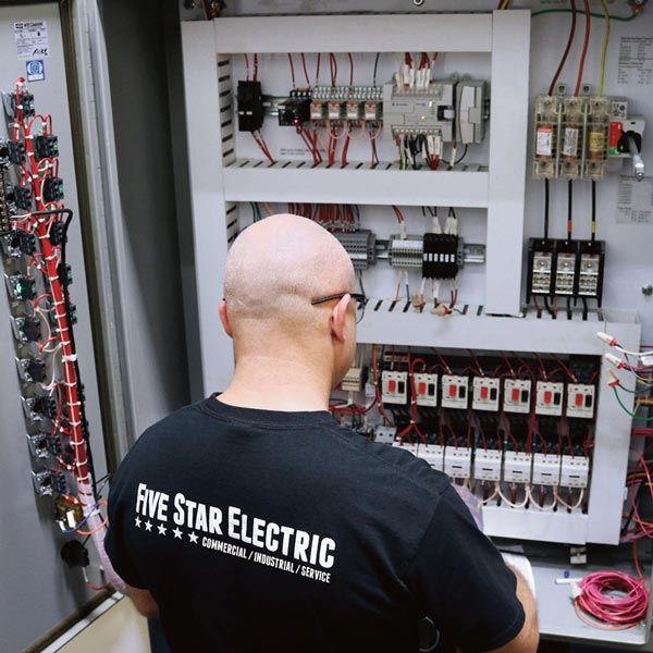 electrician wiring panel services Hillsboro Oregon