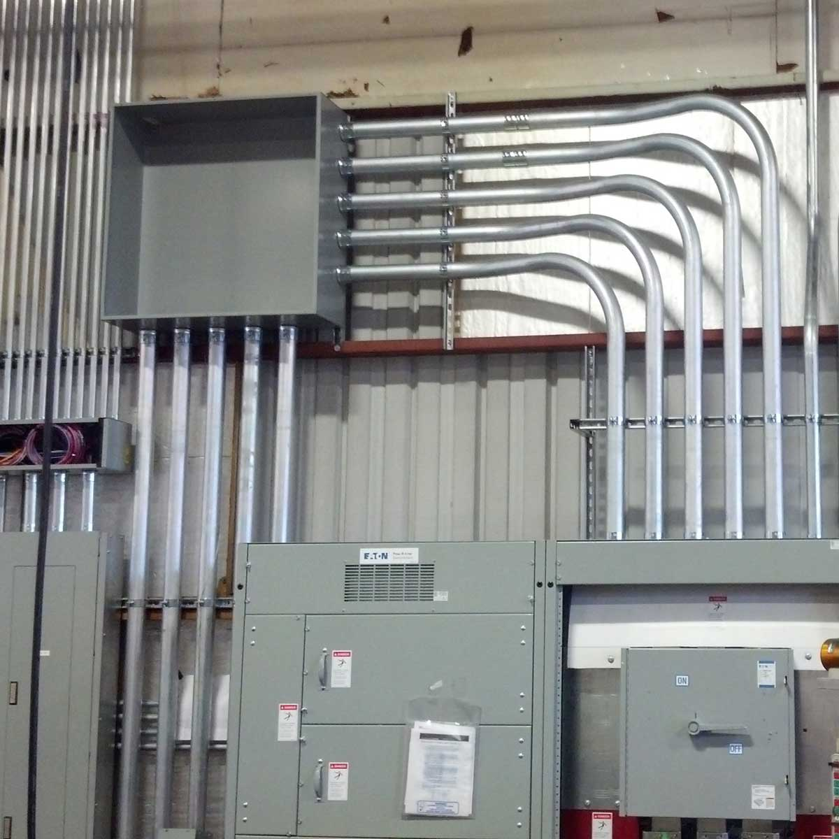 Electrical conduit installation services Oregon