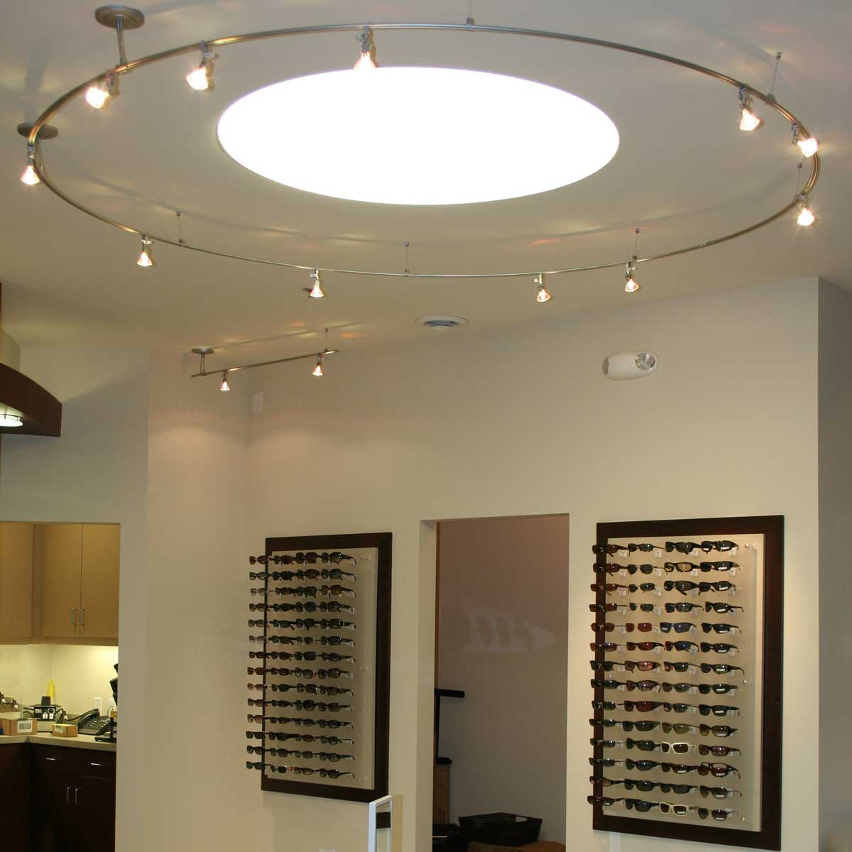 Medical office lighting electrical services