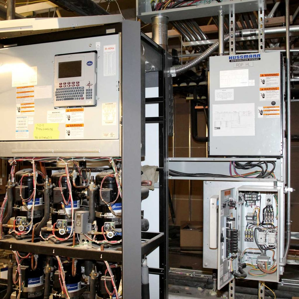 Industrial wiring installation electrical Oregon