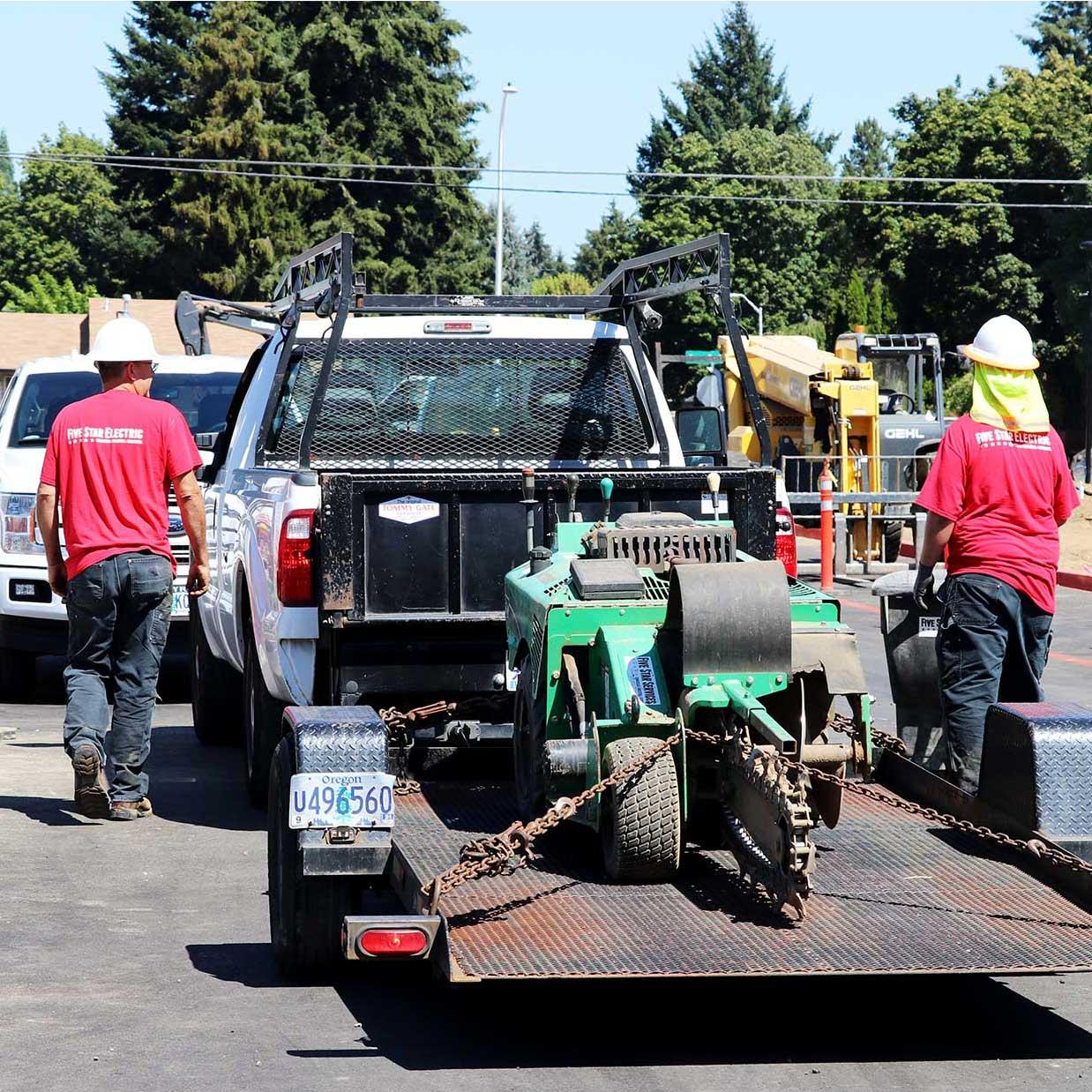 truck trailer electricians Hillsboro Oregon