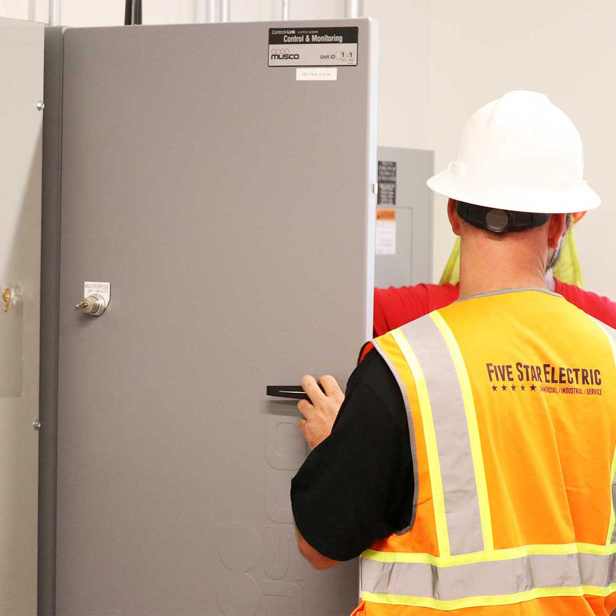 electrical panel inspection electrician Oregon
